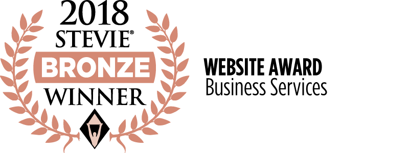 BMS Winner of Best Business Services Website Award