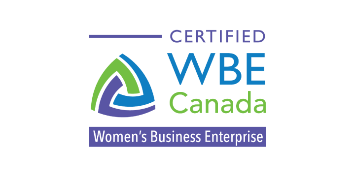 Spark Growth Certified Women's Business Enterprise badge