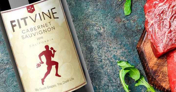 FitVine Wine, a Spark Growth client