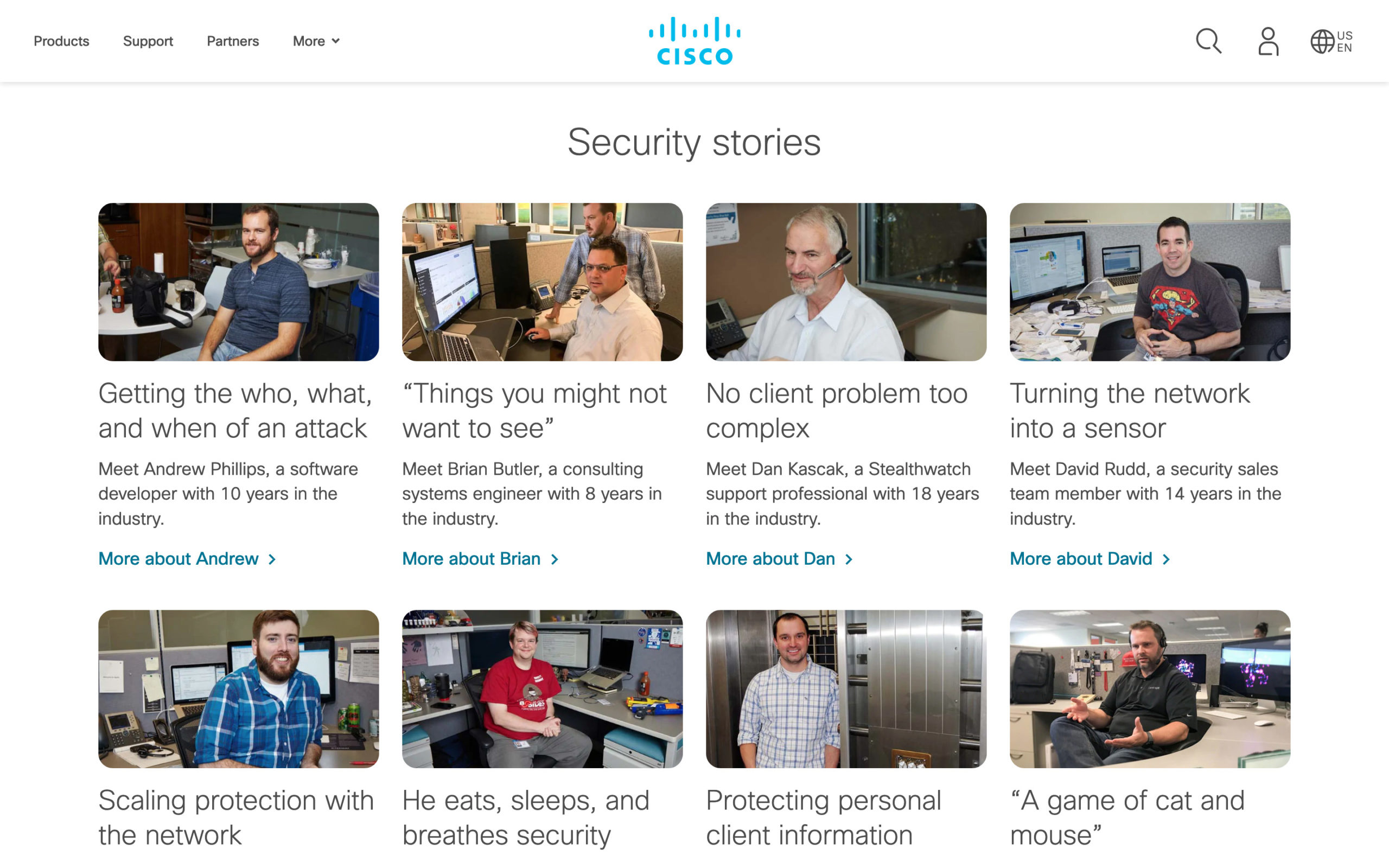 Cisco Stealthwatch Spark Growth Case Study example