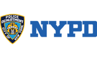 NYPD logo, Spark Growth client